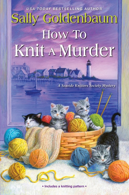 How to Knit a Murder by Sally Goldenbaum
