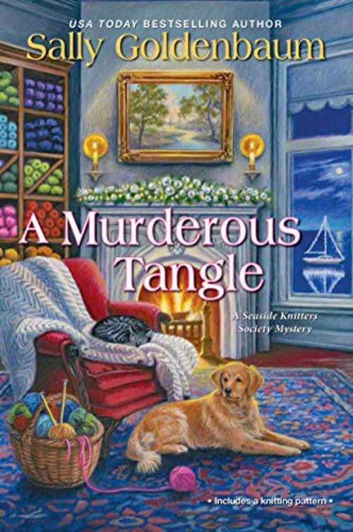 A Murderous Tangle by Sally Goldenbaum