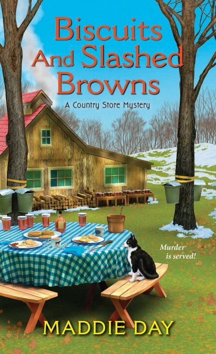 Biscuits and Slashed Browns by Maddie Day