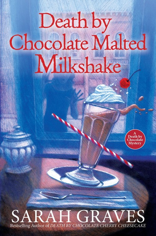 DEATH BY CHOCOLATE MALTED MILKSHAKE