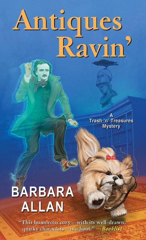 Antiques Ravin' by Barbara Allan