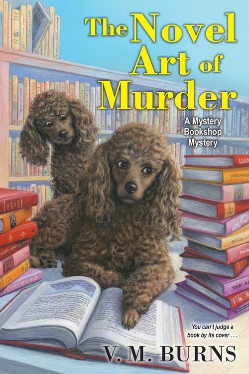 The Novel Art of Murder by V.M. Burns