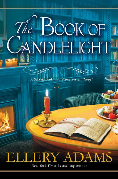 The Book of Candlelight by Ellery Adams