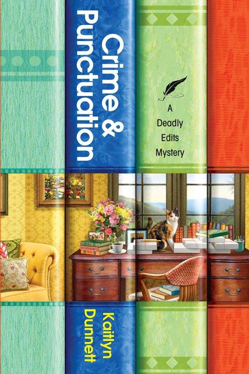Crime & Punctuation by Kaitlyn Dunnett