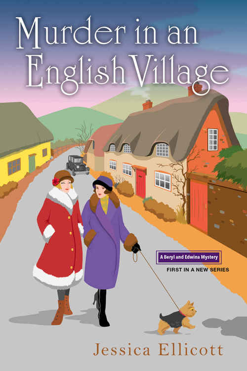 Murder in an English Village by Jessica Ellicott