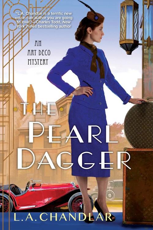 The Pearl Dagger by L.A. Chandlar