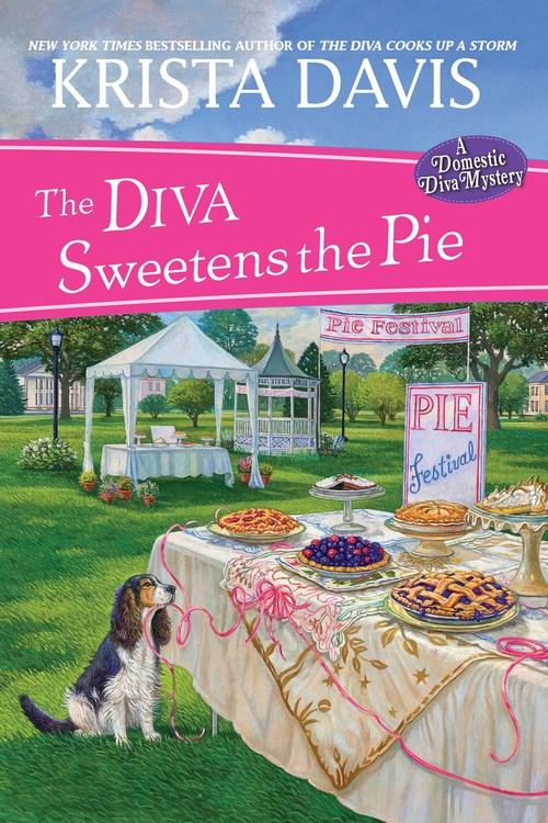 The Diva Sweetens the Pie by Krista Davis