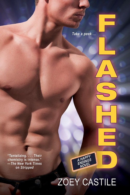 Flashed by Zoey Castile