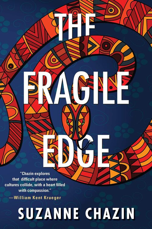 The Fragile Edge by Suzanne Chazin