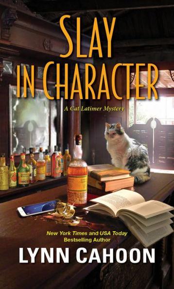 Slay in Character by Lynn Cahoon