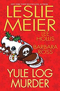 Yule Log Murder by Leslie Meier