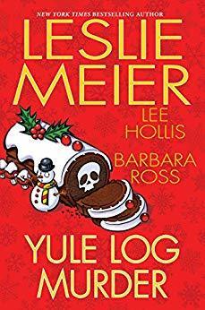 Yule Log Murder by Leslie Meier