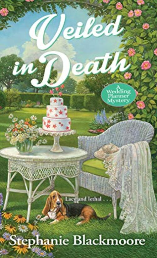 Veiled in Death by Stephanie Blackmoore