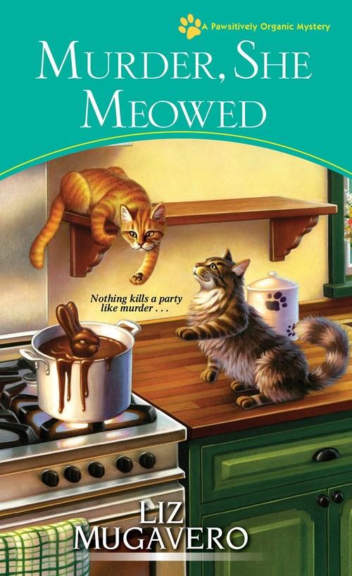 Murder, She Meowed by Liz Mugavero