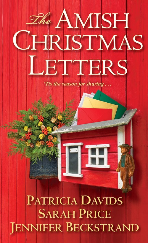 The Amish Christmas Letters by Jennifer Beckstrand