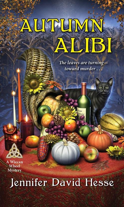Autumn Alibi by Jennifer David Hesse
