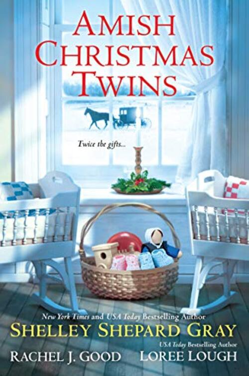 Amish Christmas Twins by Shelley Shepard Gray