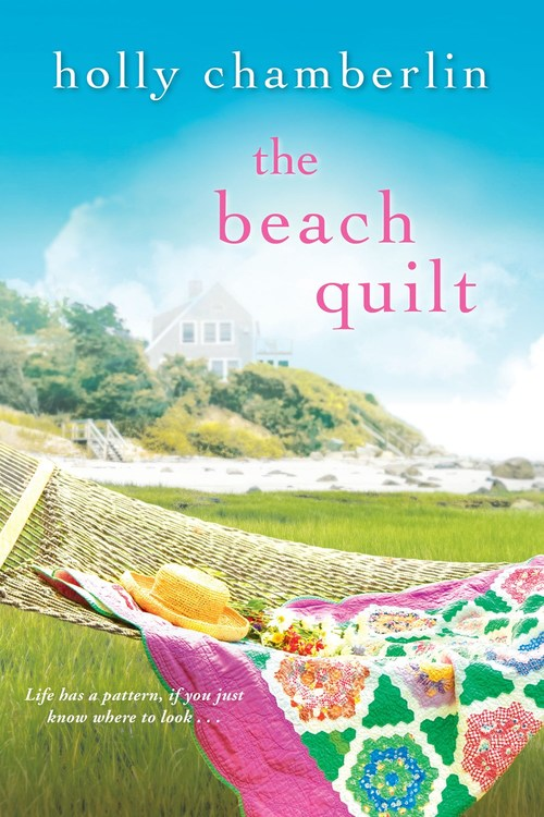 The Beach Quilt by Holly Chamberlin