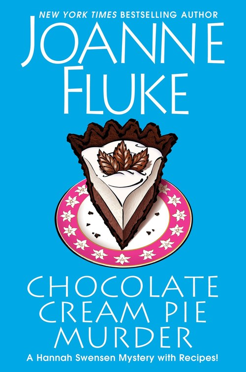 Excerpt of Chocolate Cream Pie Murder by Joanne Fluke