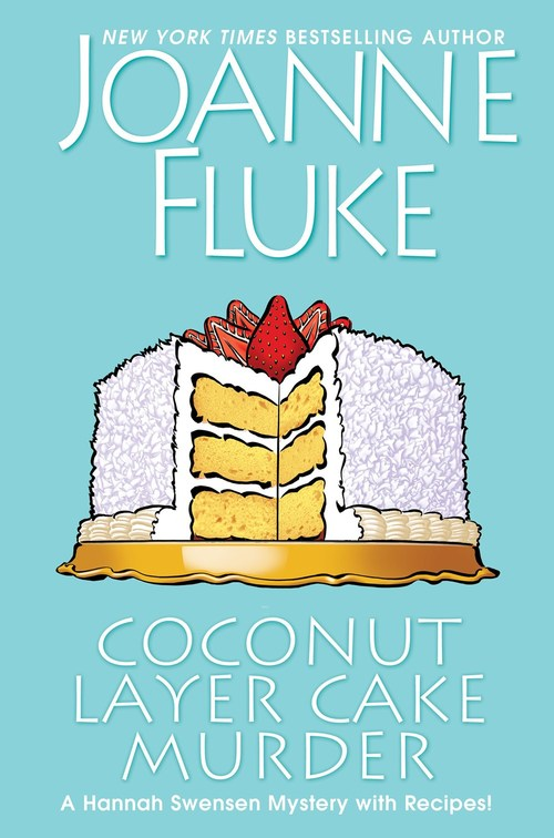 Coconut Layer Cake Murder by Joanne Fluke