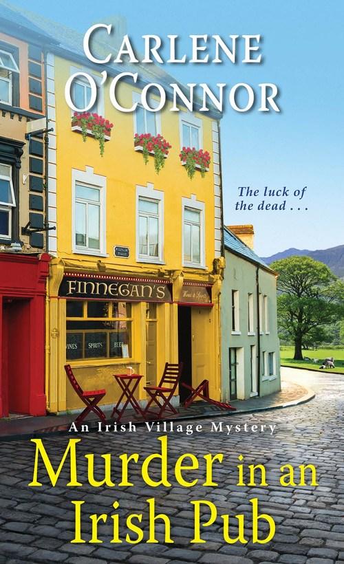 Murder in an Irish Pub by Carlene O'Connor