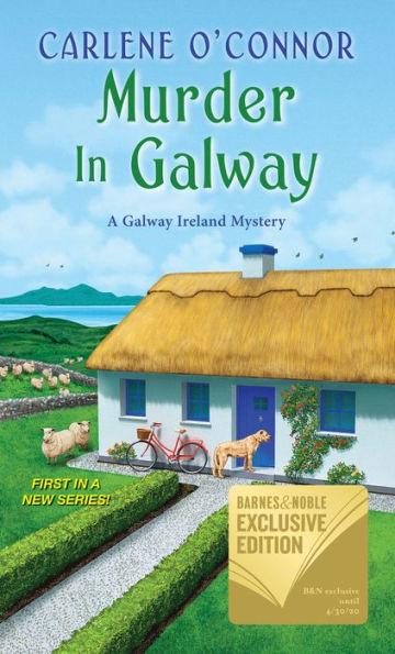 Murder in Galway by Carlene O'Connor