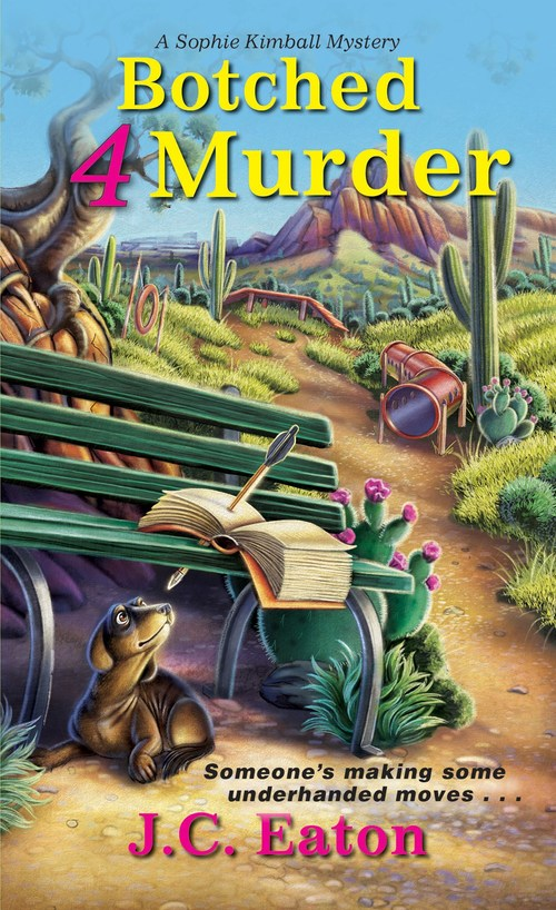 Botched 4 Murder by J.C. Eaton