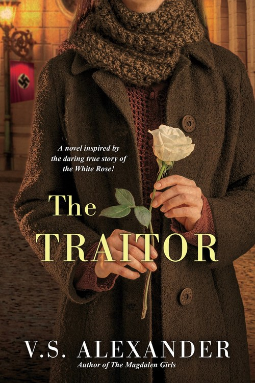 The Traitor by V.S. Alexander