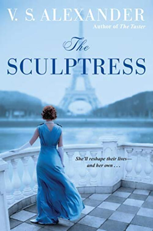 The Sculptress by V.S. Alexander
