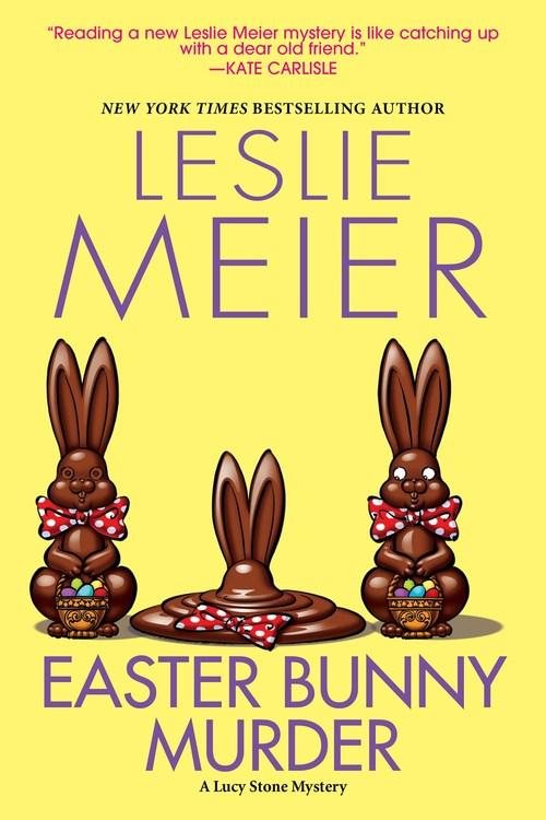 Easter Bunny Murder by Leslie Meier