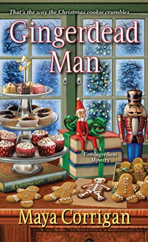 Gingerdead Man by Maya Corrigan