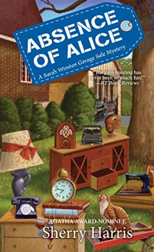 Absence of Alice by Sherry Harris
