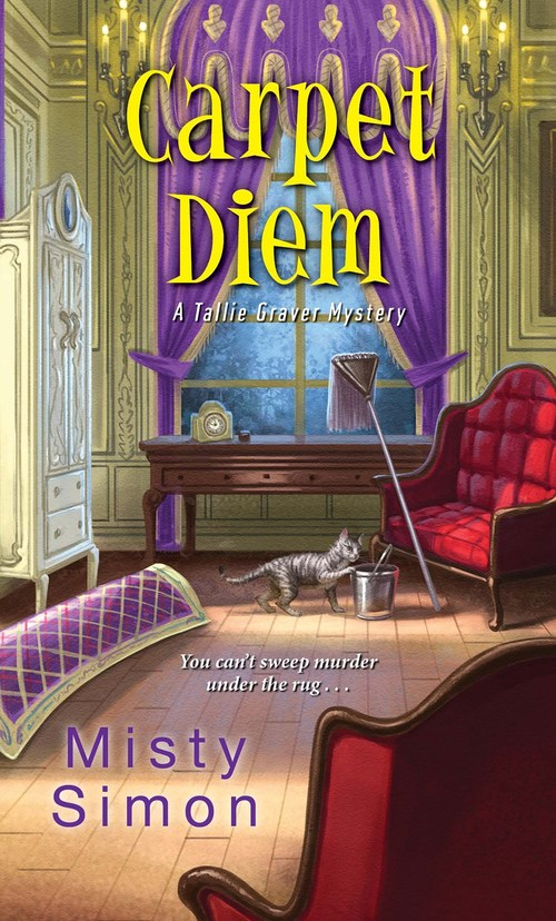 Carpet Diem by Misty Simon