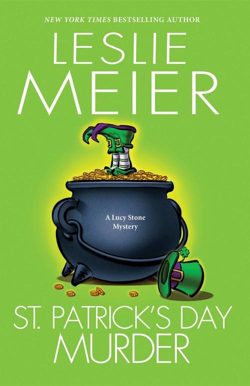 St. Patrick's Day Murder by Leslie Meier