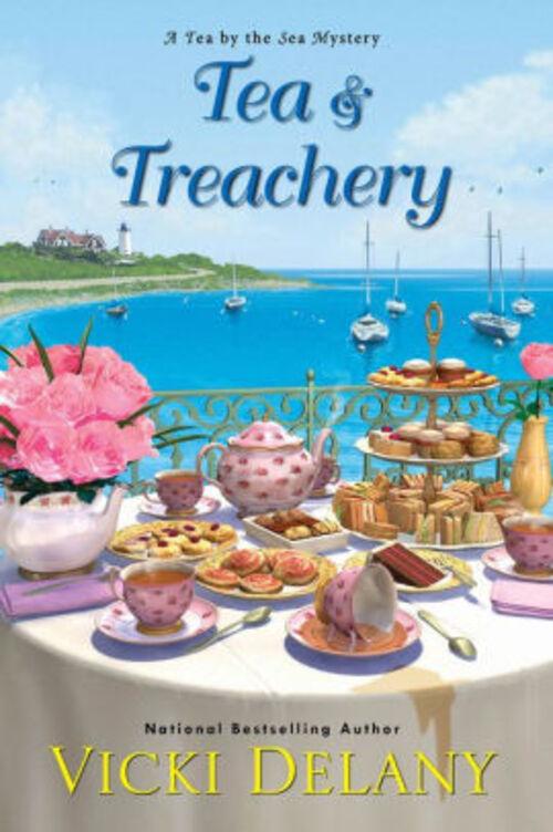 Tea & Treachery by Vicki Delany