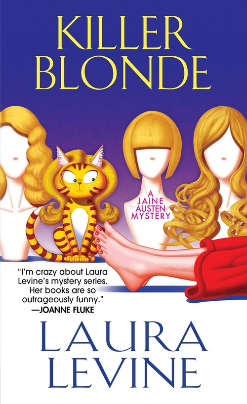 Killer Blonde by Laura Levine