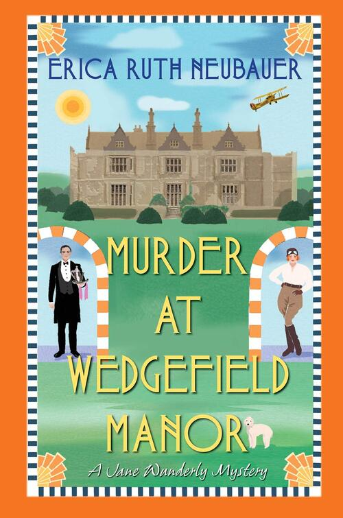 MURDER AT WEDGEFIELD MANOR