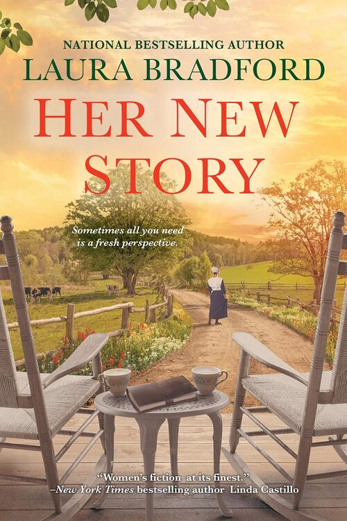 Her New Story by Laura Bradford