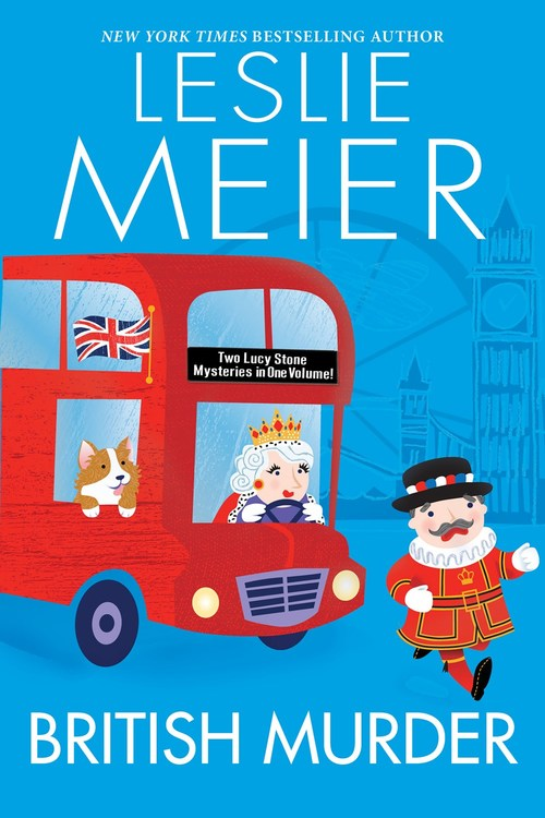 British Murder by Leslie Meier
