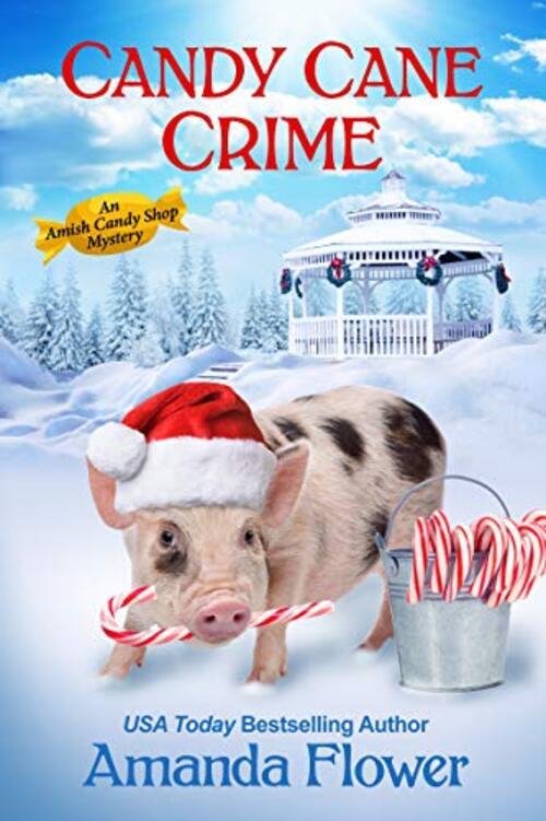 Candy Cane Crime by Amanda Flower