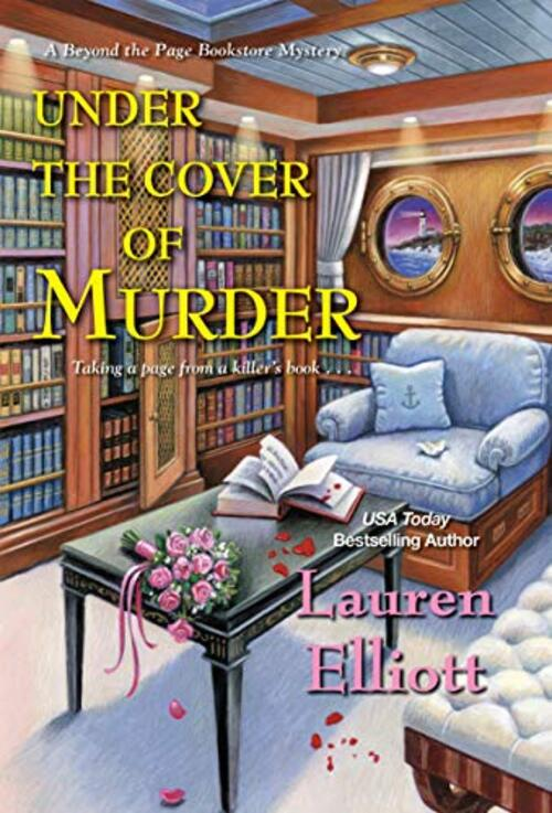 Under the Cover of Murder by Lauren Elliott