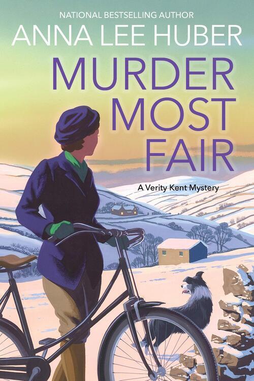 Murder Most Fair by Anna Lee Huber
