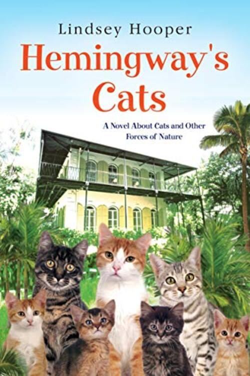 Hemingway's Cats by Lindsey Hooper