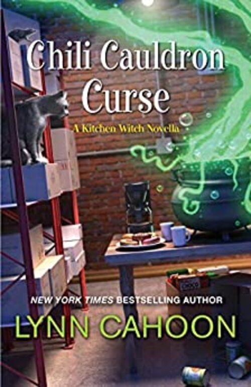 Chili Cauldron Curse by Lynn Cahoon