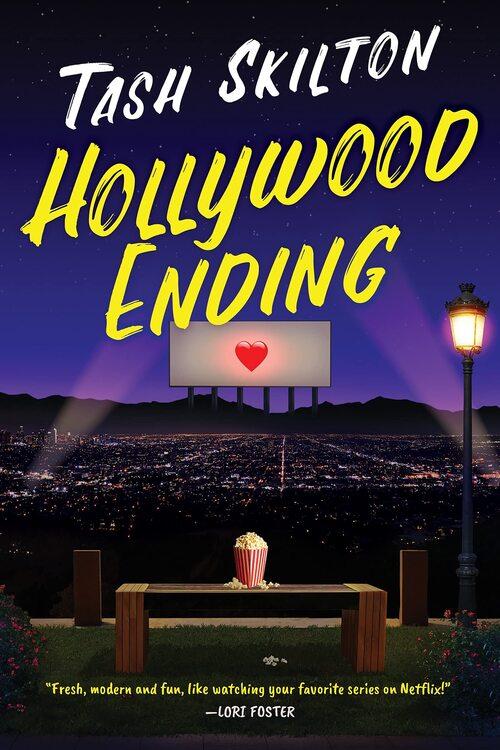 Hollywood Ending by Tash Skilton