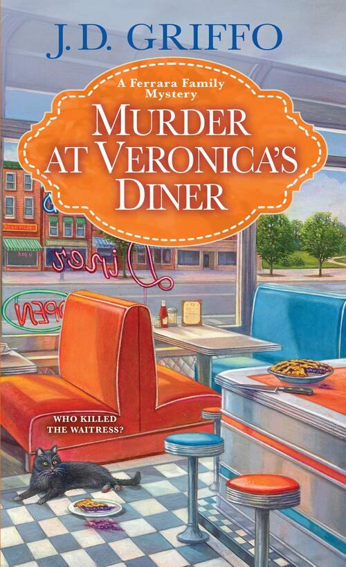 MURDER AT VERONICA'S DINER