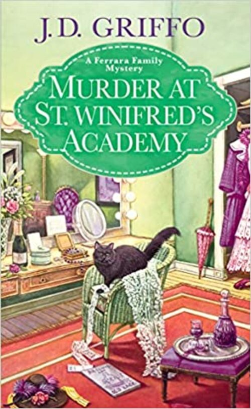 Murder at St. Winifred's Academy