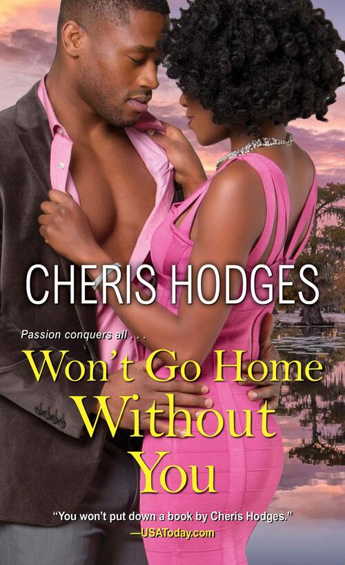 Won't Go Home Without You by Cheris Hodges