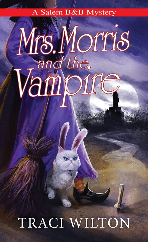 Mrs. Morris and the Vampire by Traci Wilton