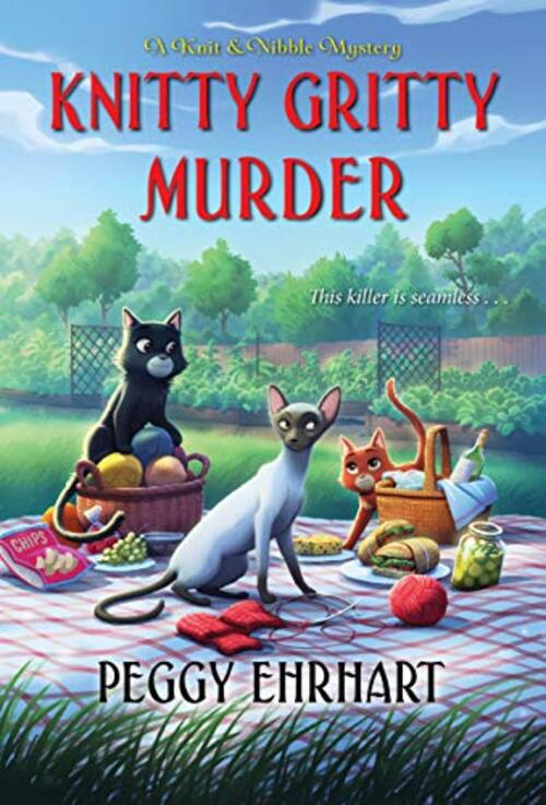 Knitty Gritty Murder by Peggy Ehrhart